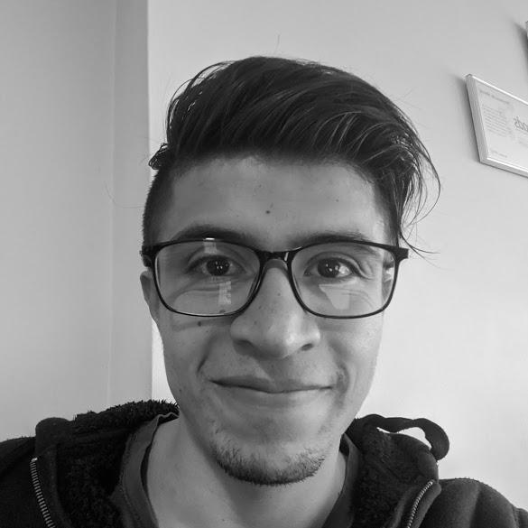 Johann Felipe Gonzalez Avila : PhD Student